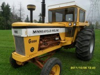 #105 &#8211; 1968 &#8211; Minneapolis Moline G1000