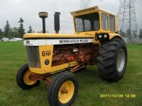 #120 – 1965 – G707 Minneapolis Moline