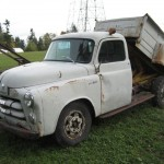 #1- 1954 Fargo One Ton Dump