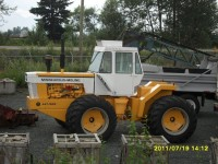 #100A – 1971 Minneapolis Moline – A4T-1600