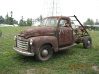 #2- 1949 GMC One Ton Dump