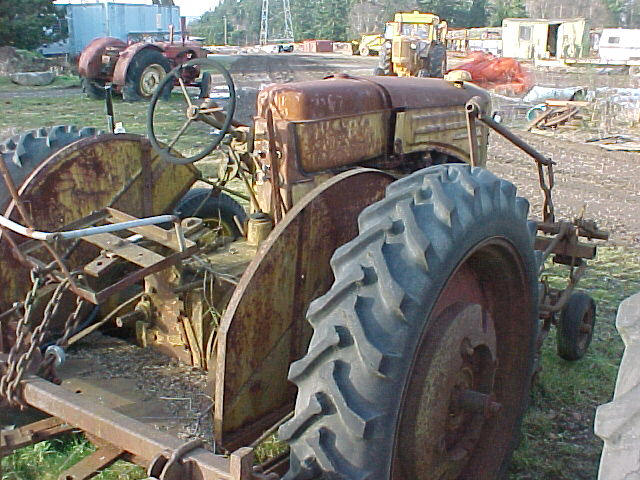Minneapolis Moline Engine Parts : Minneapolis moline rtu rowcrop