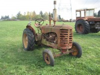 #28- Massey Harris 30 Farm Tractor