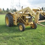 #29- Minneapolis Moline  M602 c/wLoader  Farm Tractor