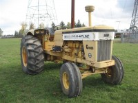 #31- Minneapolis Moline G1000 (no cab)   Farm Tractor