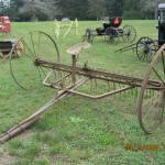 #5- Horse Drawn Hay Rake