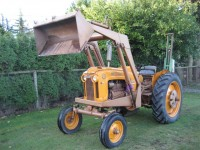 #56 – Minneapolis Moline 4 Star  Farm Tractor