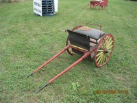 #6- Horse drawn Irish pony cart