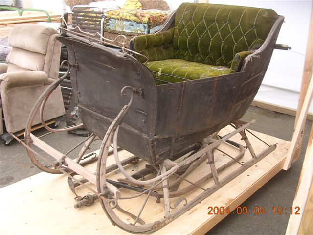 Wooden Christmas Sleigh Plans Diy Free Download Free