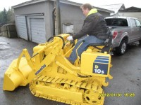 #252  Komatsu  D10s-1  Crawler