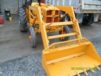 #255 – 1958 Minneapolis Moline 445c/w loader